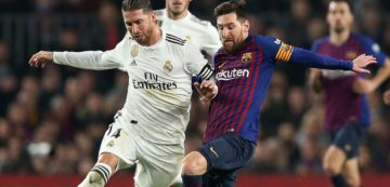Прогноз на матч «Реал» – «Барселона» (02.03.2019 в 22:45 мск)