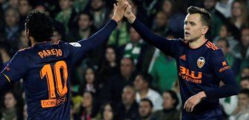 Прогноз на матч «Валенсия» – «Бетис» (28.02.2019 23:00 мск)