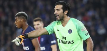 Sky Sport Italia: «ПСЖ» продлит контракт с Буффоном