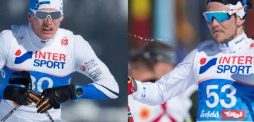 Эстонские лыжники признались в употреблении допинга