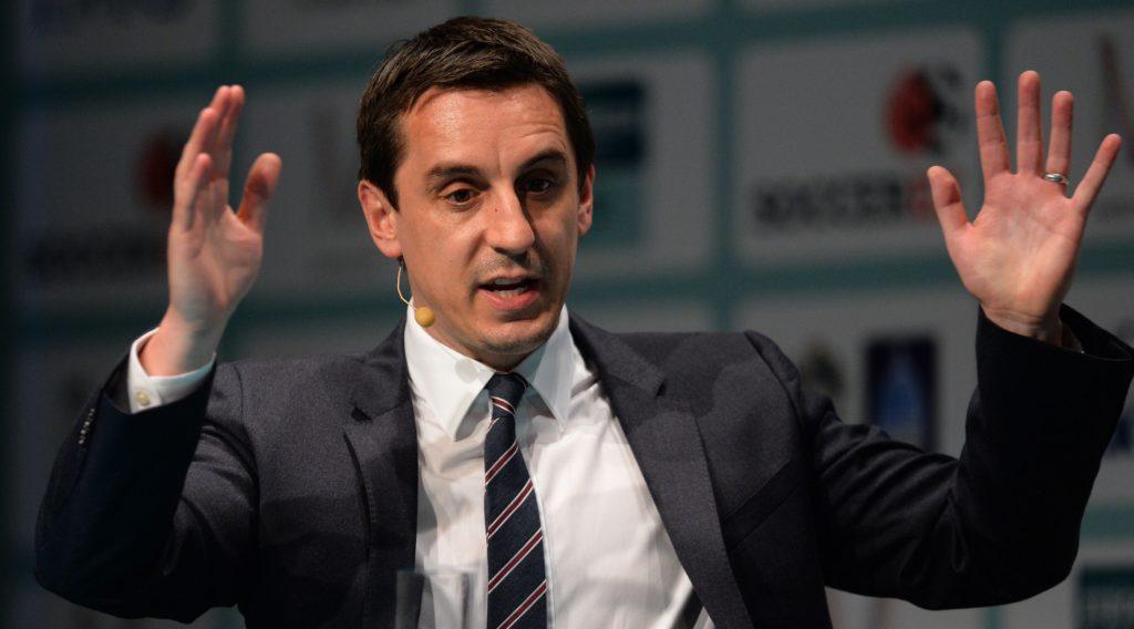 Нэвилл: «Ливерпулю» пойдёт на пользу вылет из ЛЧ